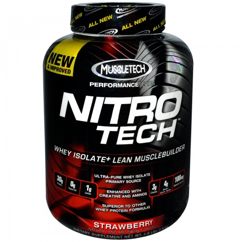 Muscletech - Nitrotech Performance Series - 1.8kg , din categoria Proteine, Protein Outlet