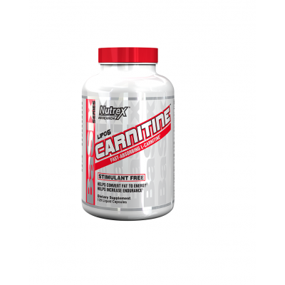 Nutrex - Carnitine Concentrate - 120 caps.