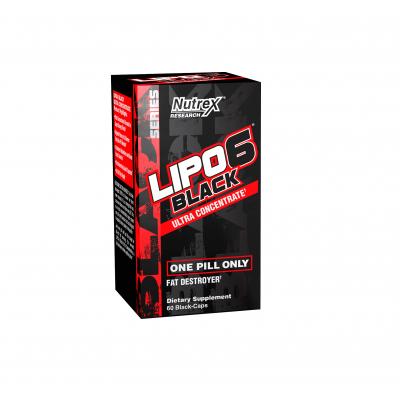 Nutrex - LIPO-6 Black Ultra Concetrate