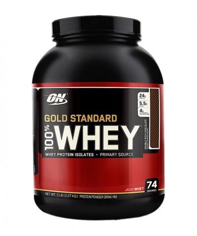 Optimum Nutrition - Gold Whey - 2.3kg