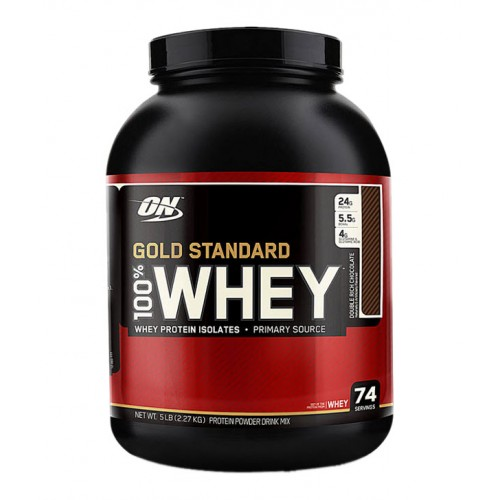 Optimum Nutrition - Gold Whey - 2.3kg, din categoria Proteine, Protein Outlet
