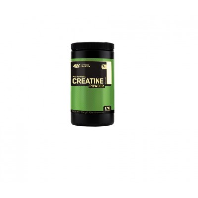 Optimum Nutrition - Micronised Creatine Powder - 176 serv.