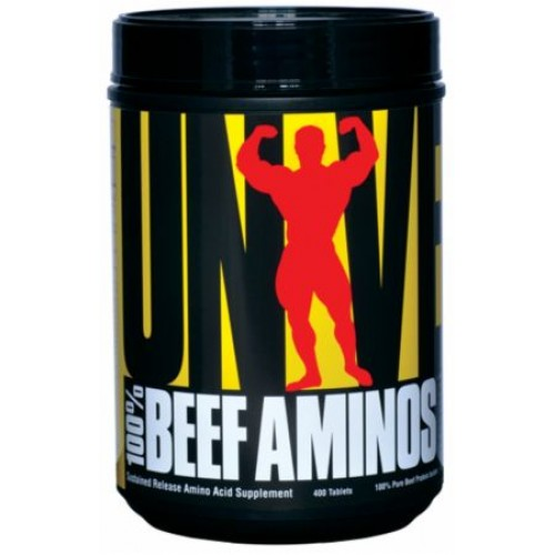 Universal - BEEF Amino - 400 caps, din categoria Aminoacizi, Protein Outlet