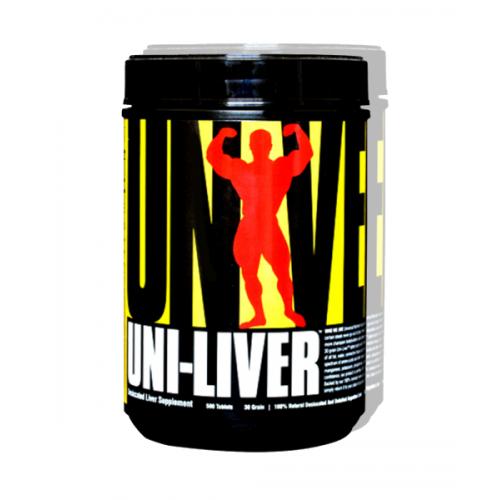 Universal - Uni-Liver - 250 tabs, din categoria Aminoacizi, Protein Outlet