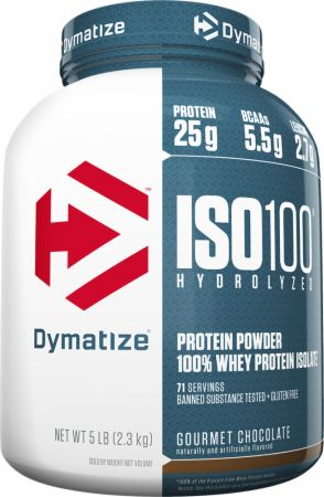 Dymatize - ISO 100 - 2.2 kg Protein Outelt