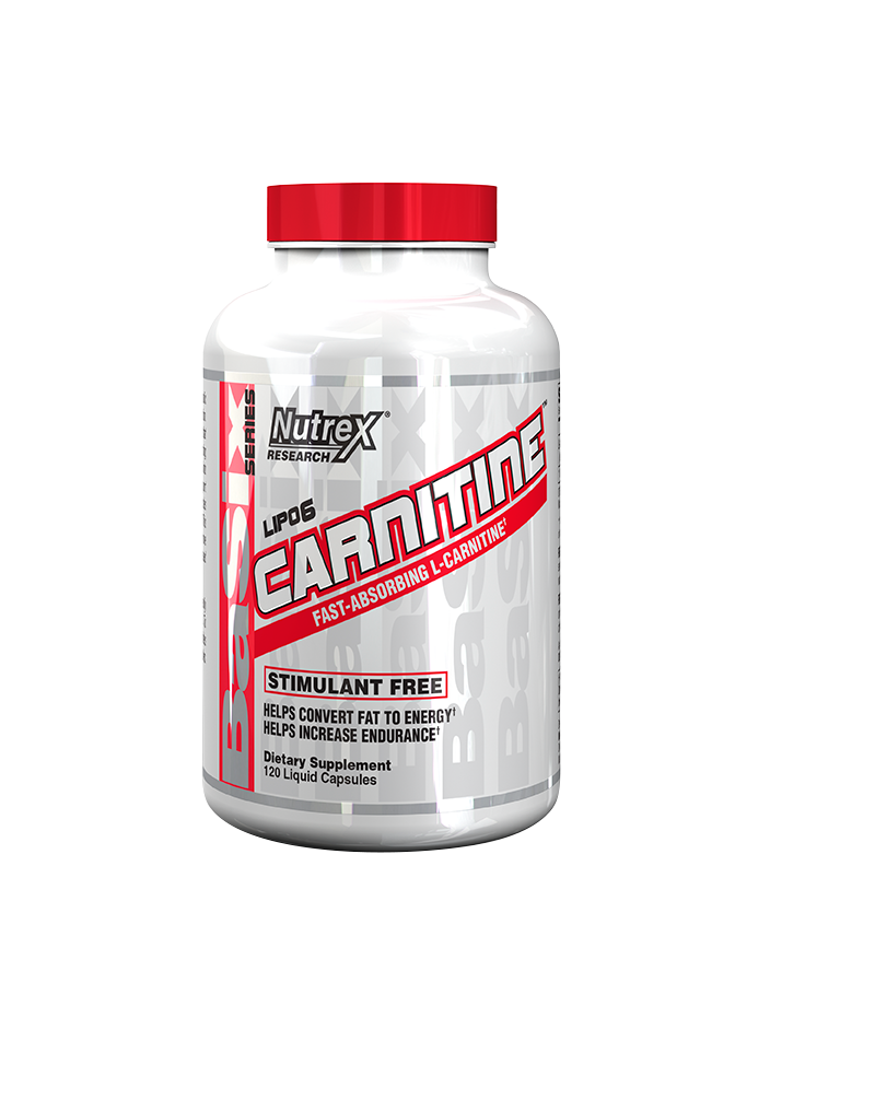 Nutrex - Carnitine Concentrate - 120 caps. Protein Outelt